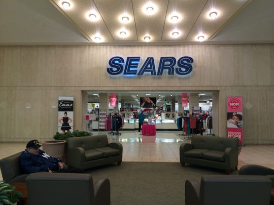 Sears in the Wausau Center Mall will be closing in August, according to the company.