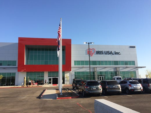 Anese Manufacturing Company Iris Usa Opened Its