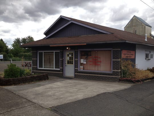 Stayton's Loyal Order of Moose Lodge No. 2639 on E. Florence St. The city agreed to extend its lease with the lodge on a month-to-month basis.