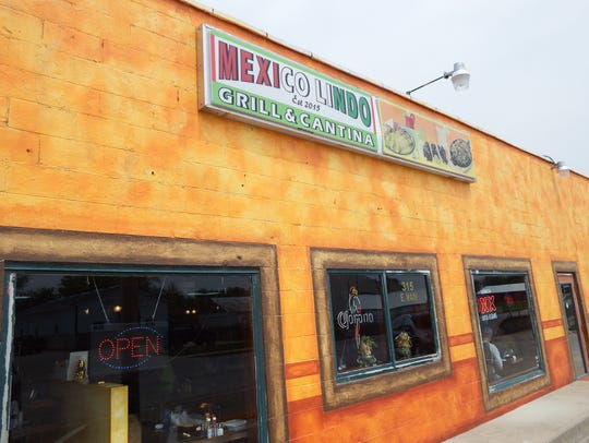 Mexico Lindo Grill and Cantina in West Branch on May