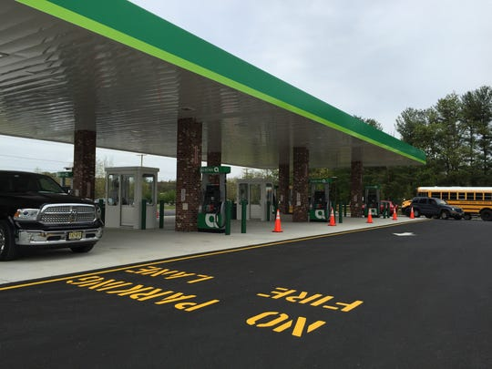 QuickChek, on Route 33 in Howell, opened May 10.