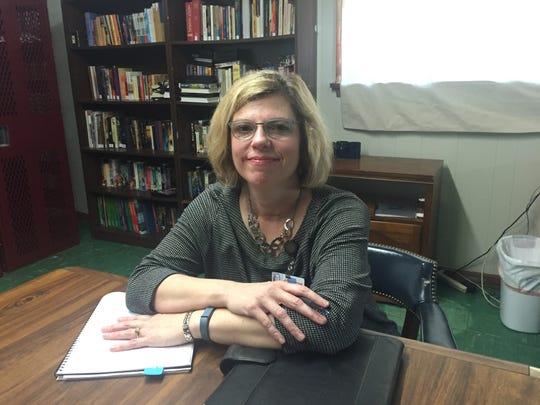 Catherine Heitman, new press secretary for DCFS