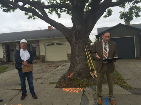 Salinas sidewalks get makeover