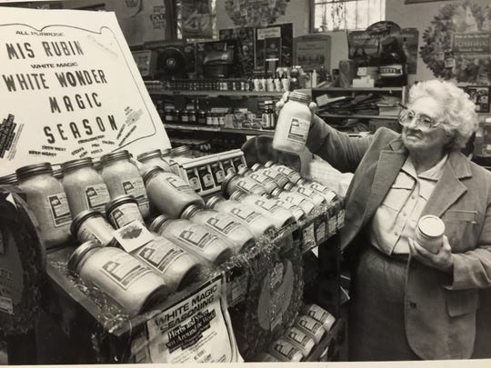 Julia Hanan created the seasonings that made Penny Profit a Montgomery tradition.