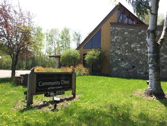 Door County Community clinic