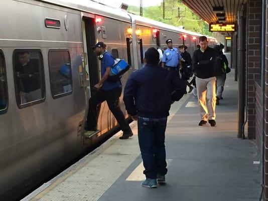 Metro-North White Plains train station