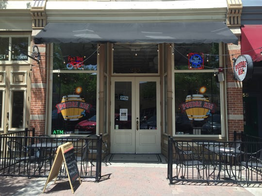 The Poudre Keg opened in Old Town Fort Collins in April 2016.