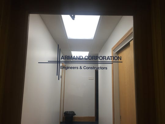 Armand Corp.'s office in Cherry Hill, New Jersey.