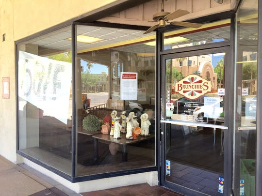 Brunchies, a restaurant that operated in downtown Chandler since 1981, closed its doors on May 7.