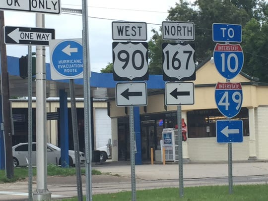 Plans are underway to build a six-lane extension of