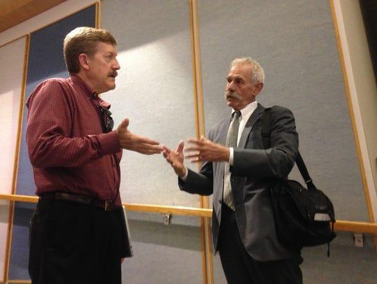 California Public Utilities Commission President Michael