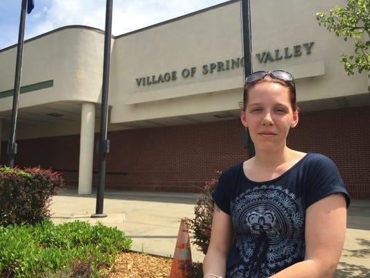 Village Clerk Kathryn Ball