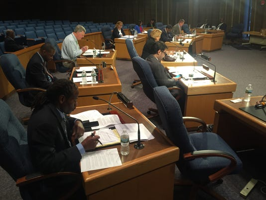 Wilmington council meets for regular session