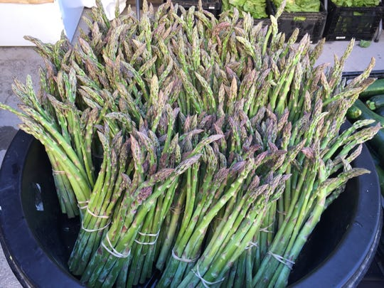 Asparagus from Angie's Produce
