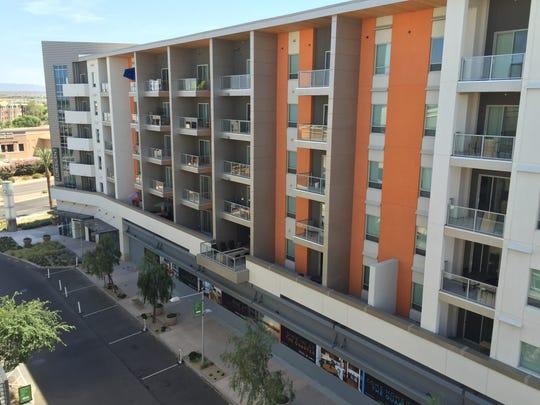 Crescent Scottsdale Quarter opened near Scottsdale