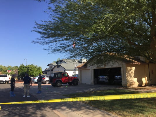 Three wounded in Glendale