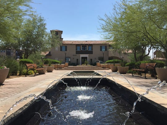 The Camden Foothills apartments in north Scottsdale