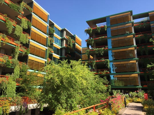 The Optima Sonoran Village apartments opened in 2013