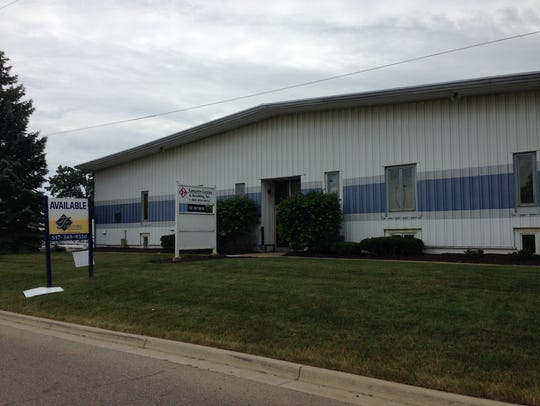 This building at 2362 Jolly Oak Road in Okemos, would