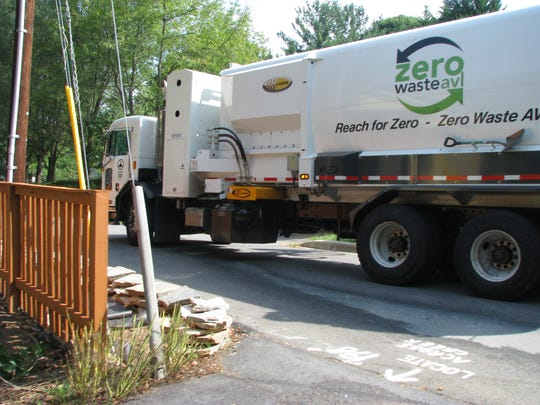The city is moving to raise the salaries of its lowest paid workers. Sanitation equipment operators can currently start at $14.26 an hour.