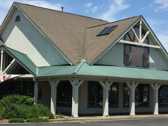 Royal Farms will take the place of the former Jersey Paddler store on Route 70.