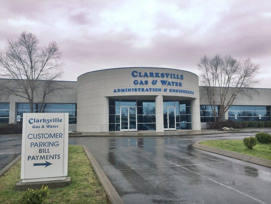A worker at Clarksville Gas & Water stole thousands