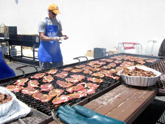 Peppers Supermarket, Deming's home-grown and home operated grocery store, will celebrate its 22nd anniversary on Saturday at the Peppers parking lot on Deming's south side. The birthday bash will include the fine Peppers tradition of grilling Hereford Beef rib-eye steak sandwiches in appreciation of its customer base.