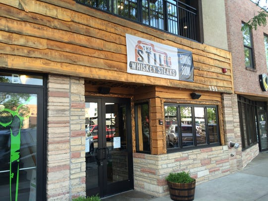 The Still is a new Old Town steakhouse run by Cheba Hut founder Scott Jennings. The restaurant opened Tuesday.