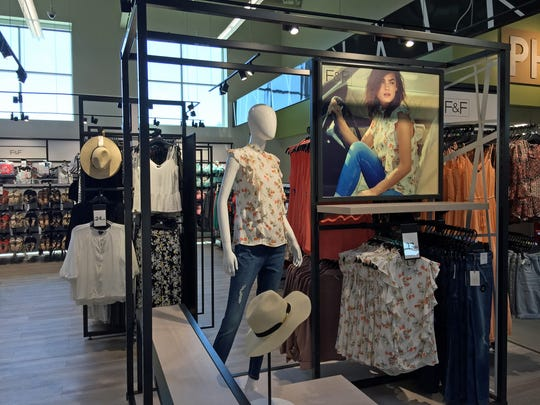Hy-Vee Inc. is adding clothing boutique F&F to many of its larger stores, including two in the Des Moines metro.