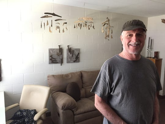 Lee Sengbusch likes his apartment at Cobbs Hill Village.