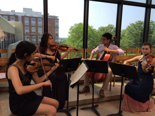 The Green Mountain Chamber Music Festival takes residence at the University of Vermont through July 22.