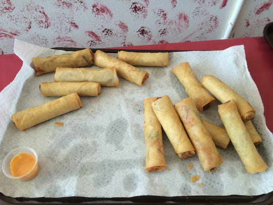 Lor will also serve egg rolls at Newch's. Banh Mi