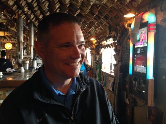 Jason Rapelje talks about his mother-in-law, Sherry