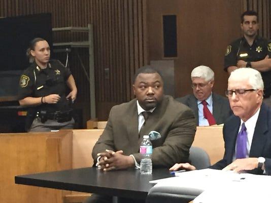 Geneke Lyons sentencing