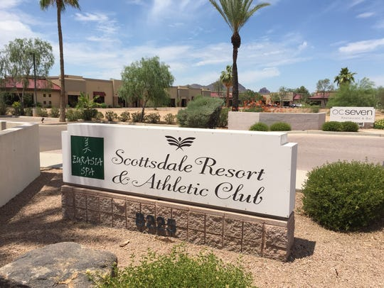 The owner of the Scottsdale Resort and Tennis Club