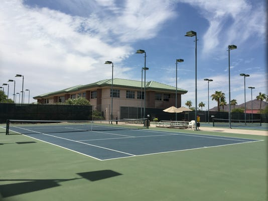 The Scottsdale Resort and Athletic Club