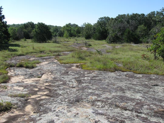 The new Cory Flatrock Conservation Area will be located