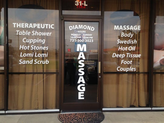 Three massage parlors were closed Tuesday after an undercover investigation revealed illegal activities. The City of Jackson has filed a nuisance act against all three.