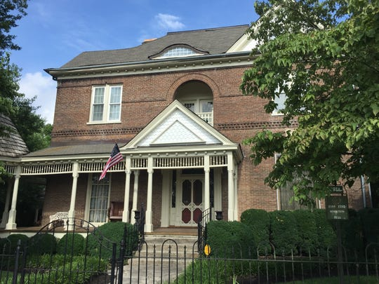 From 3-7 p.m. Saturday, take a free tour of the historic 1866 historic home known as Big Holly, 718 N. Maney Ave. in Murfreesboro. The historic site was once home to Rachel Adeline Maney, who moved there after she lost Oaklands Mansion.