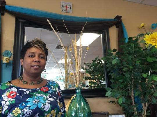 Valerie Allen owns GGH Career Boutique in Fort Myers.