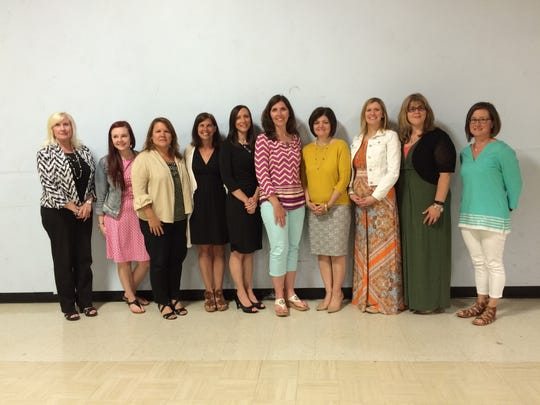 Piscataway Township Schools honored its 2015-2016 Teachers