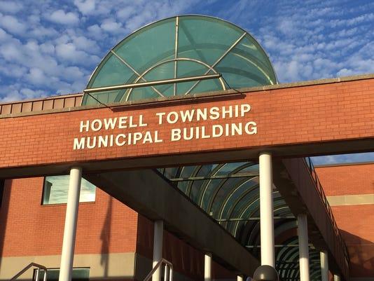 Howell township municipal building