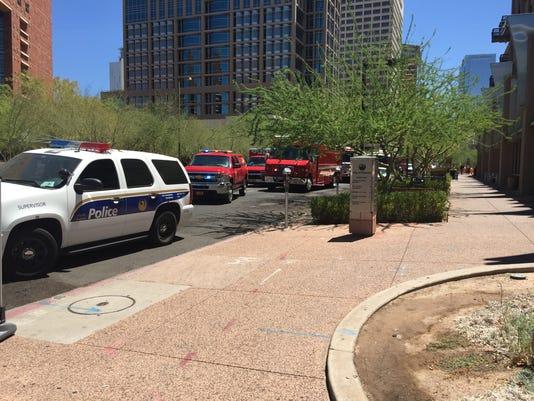 White power found in Phoenix city mailroom