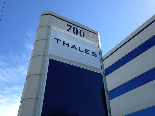 Thales' engineers and technicians design and install  in flight entertainment and Internet connectivity systems on commercial aircraft. The company's Melbourne site is adding more than 325 people to its work force here.