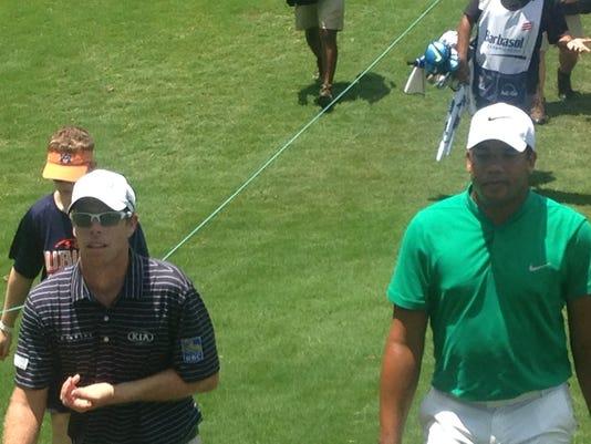 Jhonattan Vegas PGA Barbasol