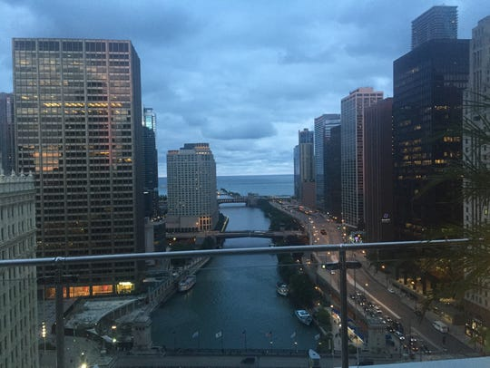 Here S Where To Find The Best Views Of Chicago