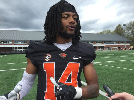 OSU cornerback Treston Decoud is a key returner in the secondary