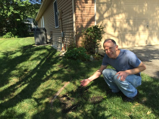 what happened to toms river mans yard - Toms Lawn And Garden