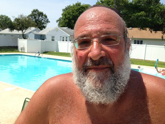 Jerry Fried, a resident of A Country Place in Lakewood, believes the community's board should do more to accommodate non-Jewish residents unhappy about new single-gender swim hours.