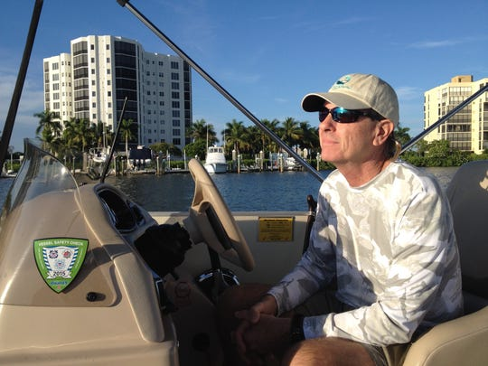 Rob Modys no longer can do fishing charters because of multiple myeloma
